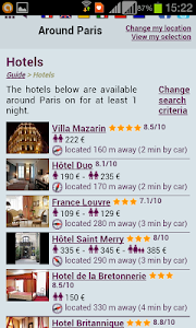 France Travel Guide screenshot 9