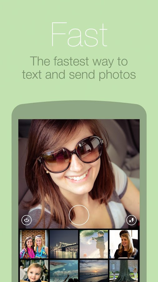 hello sms - screenshot