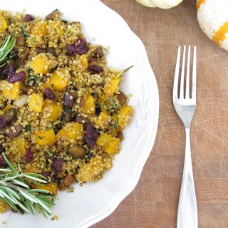 Fall Quinoa Stuffing