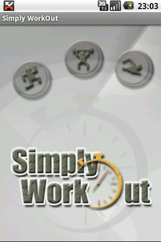 Simply WorkOut - screenshot