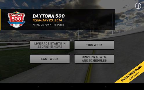 NASCAR RACEVIEW MOBILE Screenshot 26