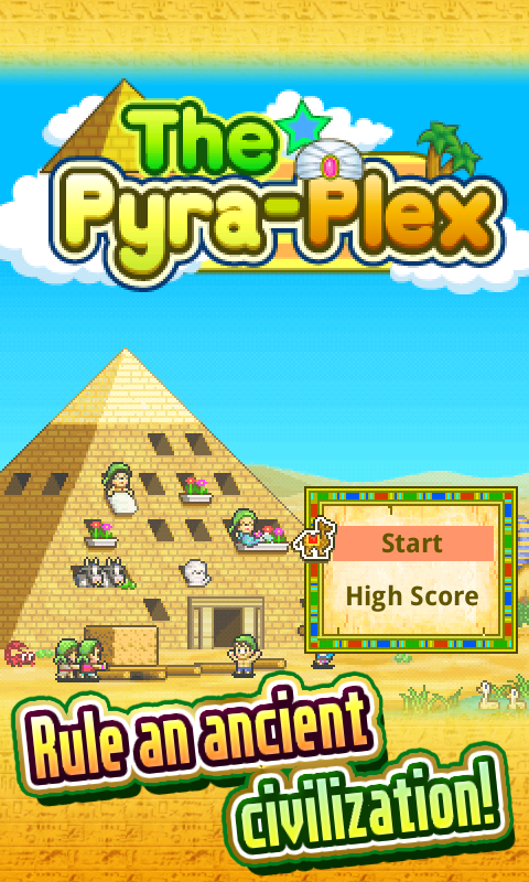 The Pyraplex- screenshot