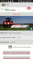 Screenshot of KUHN - ForageXpert