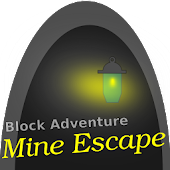 Block Adventure: Mine Escape