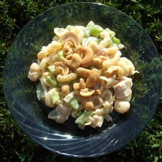 Chicken Cashew Salad.