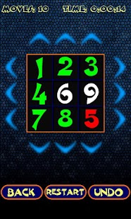 Number Mix Puzzle - screenshot thumbnail