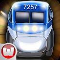 Simulator Train Subway icon
