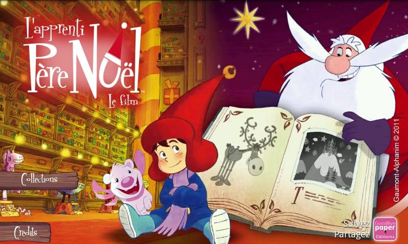 L'Apprenti Père Noël - le film- screenshot