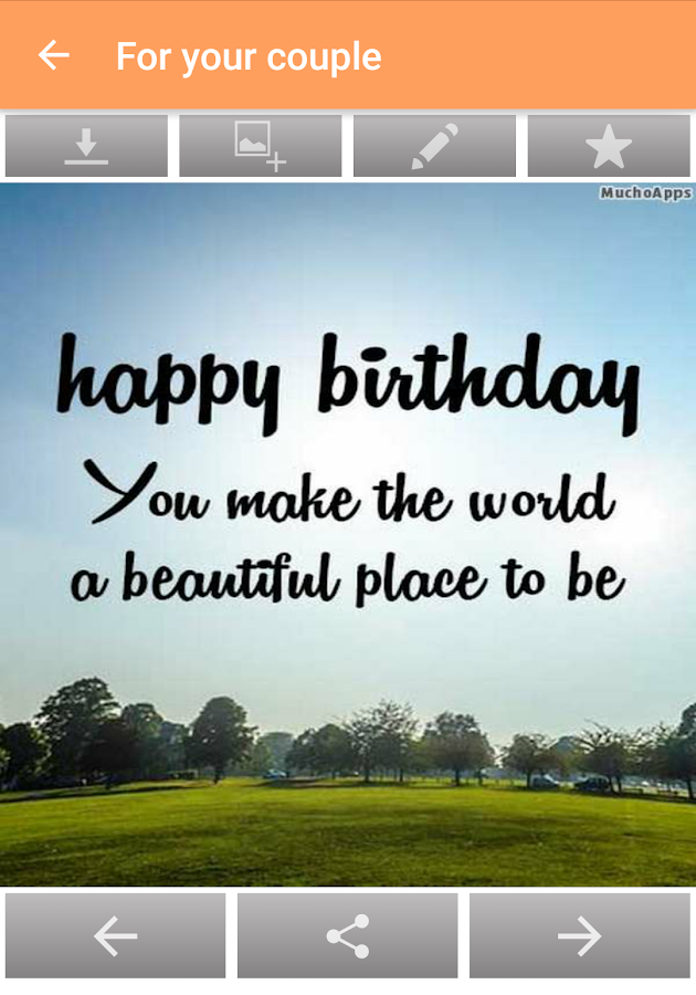 Happy Birthday quotes- screenshot