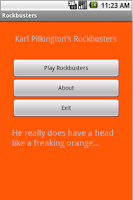Screenshot of Rockbusters