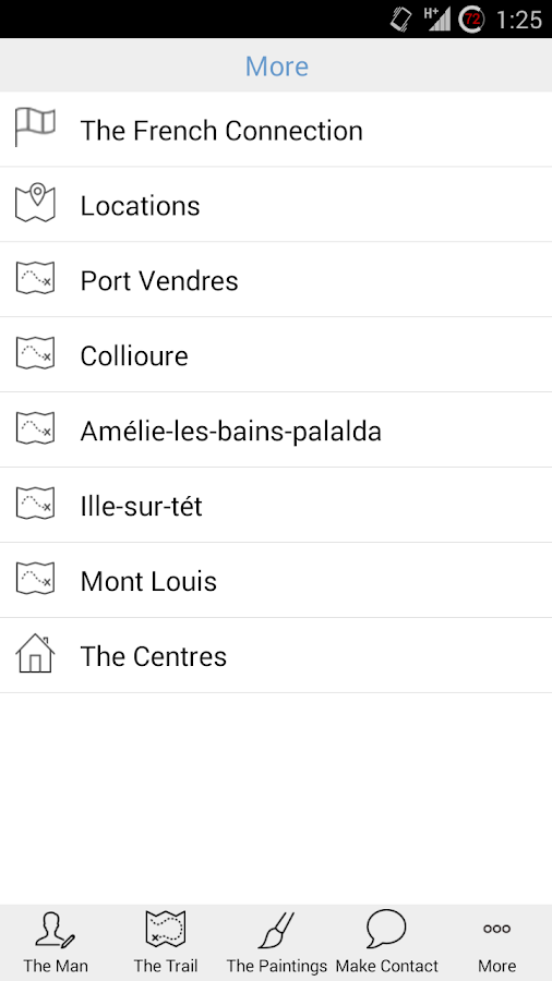 CRMFrance- screenshot