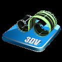 3DVPlayerHD icon