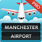 FLIGHTS Manchester Airport Pro icon