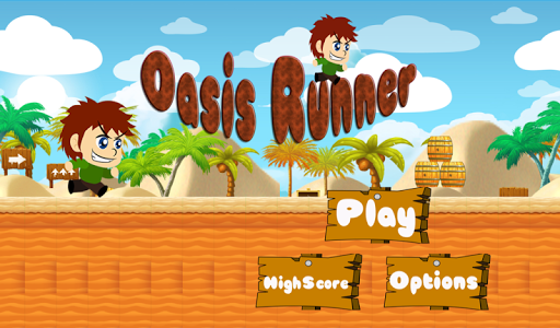 """Игра """"Oasis: The Last Hope"""" для планшетов на Android"""