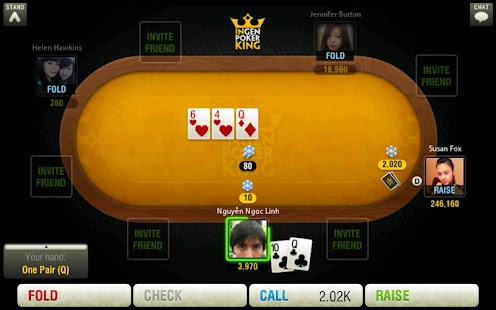 Ingen Poker King - screenshot thumbnail