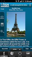 Screenshot of TcTrips Paris