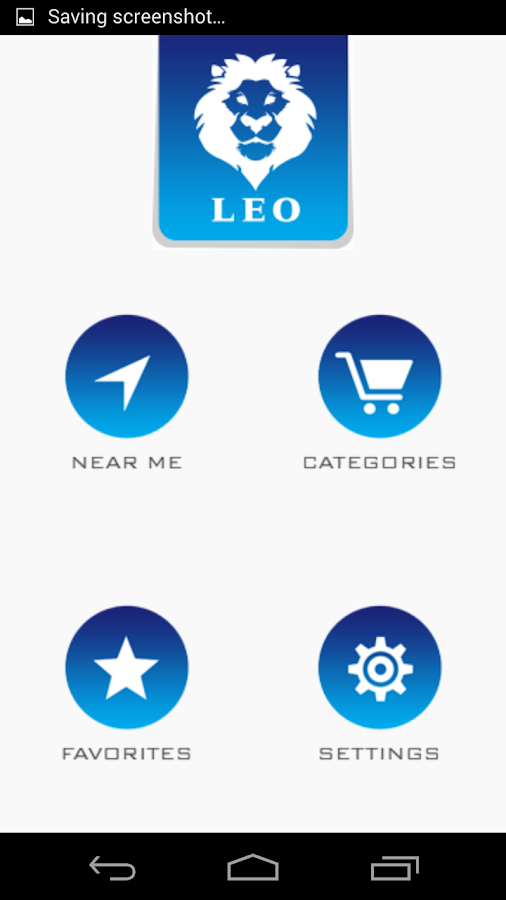 LEO- screenshot