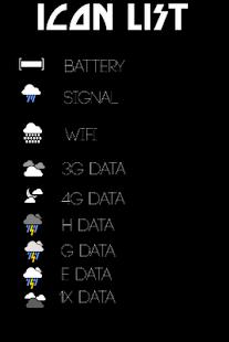 Cloudy Transparent (Donate)- screenshot thumbnail