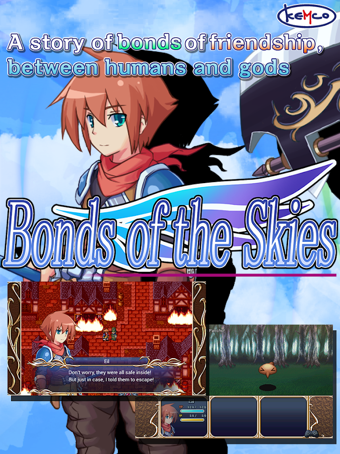 RPG Bonds of the Skies - screenshot