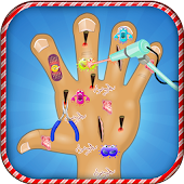 Hand Doctor-Free Surgery Games