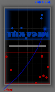Tap & Drag: Two player game - screenshot thumbnail