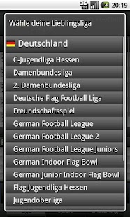 American Football Germany - screenshot thumbnail