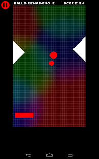 RGBounce screenshot