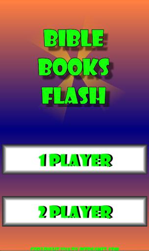 Bible Books Flash Game