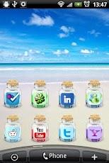 Bottle Widgets