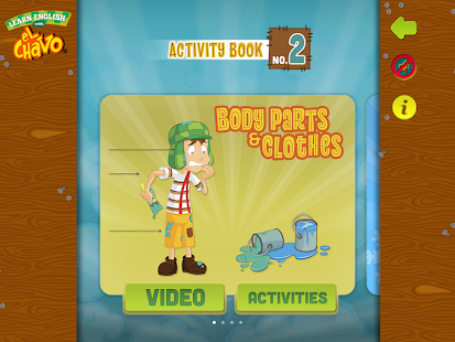 Learn English with El Chavo.- screenshot thumbnail
