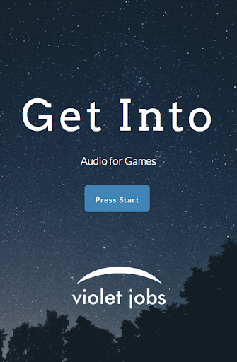 Get Into: Audio for Games