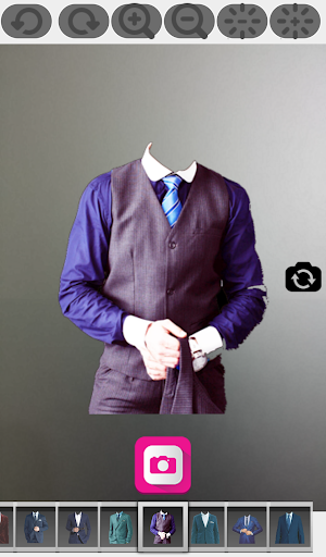 Man Fashion suit new