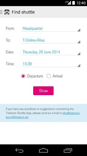 Telekom Shuttle