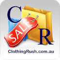 Clothing Rush logo