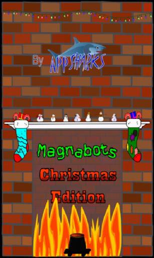 Magnabots Christmas - Lite