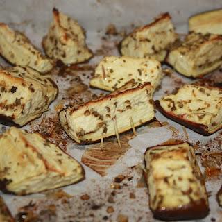 Amazing Roasted Eggplant Recipe
