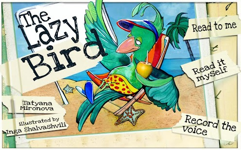 Lazy Bird- screenshot thumbnail