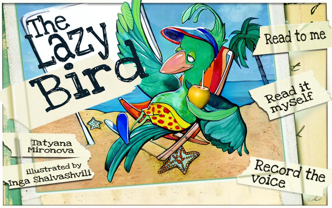 Lazy Bird- screenshot