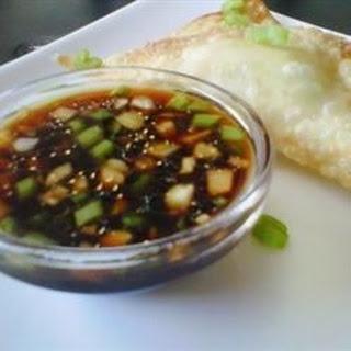 Oriental Dipping Sauce.