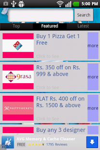 India Loves Offers- screenshot thumbnail