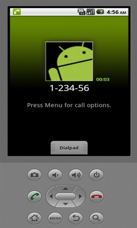 Speed Dialer - screenshot
