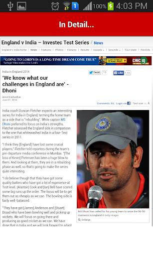 Statement Indian News