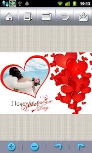 Photo Cards - Valentine's day Screenshot 5