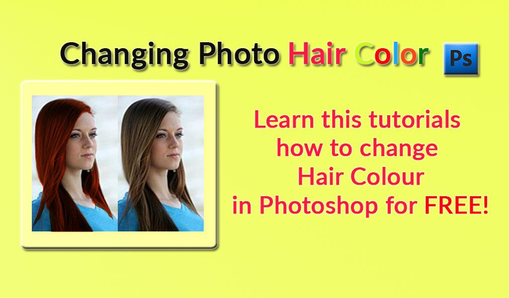 Changing Photo Hair Colour  Android Apps On Google Play