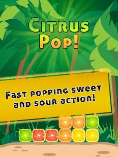 Citrus Pop! Free - screenshot thumbnail