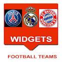 Zooper Widget Equipos Fútbol icon