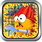 Chickens BBQ FREE icon