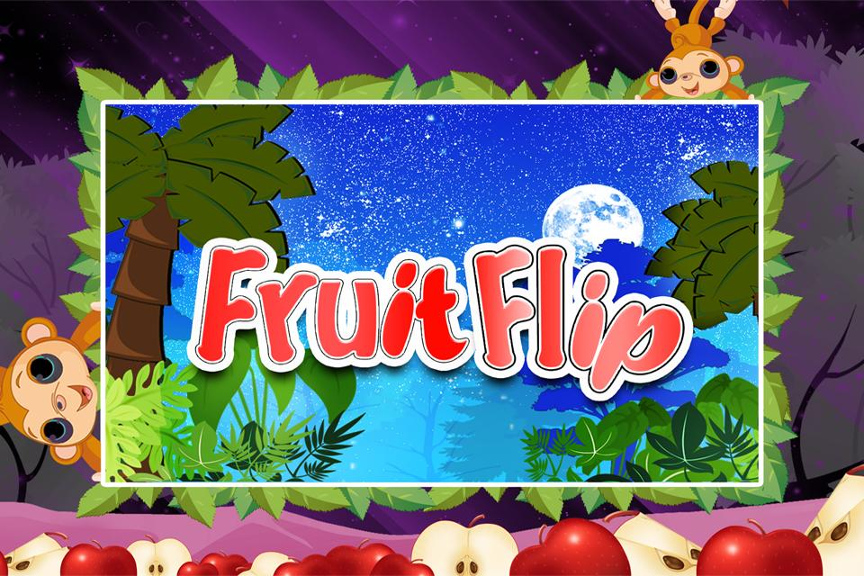 Fruit Flip Amazon Jungle- screenshot