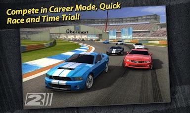 حصريا اخر اصدار من اللعبة الرهيبة: Real Racing 2 HD v1.11   DATA
