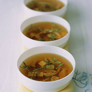 Asian Chicken Soup.